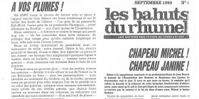 Uneàlaune bahuts n°01 sept1990-5C