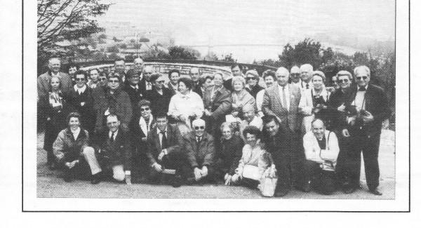 Budapest - 27 avril 1990 - Bahuts du Rhumel n°1-sept 1990