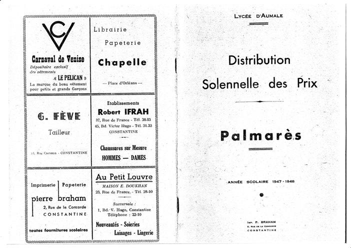 Une-Palmares-Aumale1948-AMillet-
