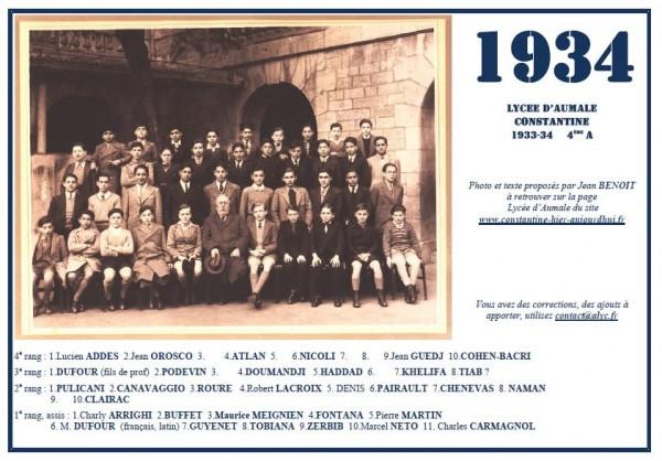 Aumale-1933-34-4èmeA
