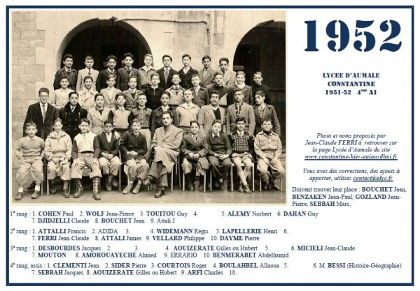 Aumale - 1951-52-4eAB1-Bessi- JCFerri