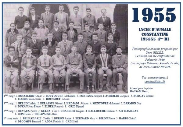Capture-Une-A-1954-55-4eB1-Yves GELEZ-