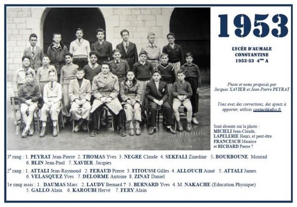 Une-Aumale-1952-53-4e A-Nakache-jpp-yt-jx-