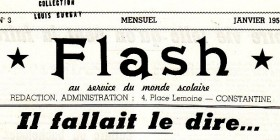 UneàlaUne-Flash-n° 3-Janvier-1955-