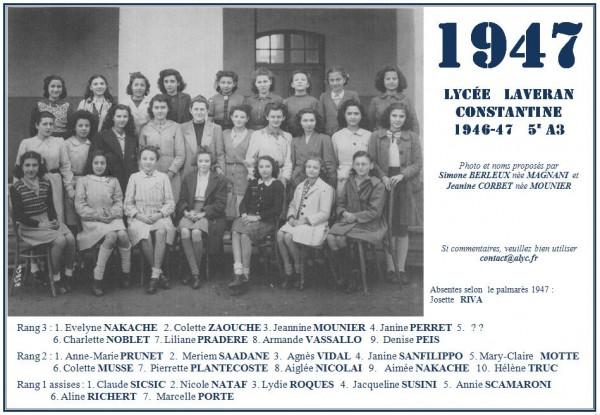 Une-L-1947-5eA3-Jeannine-Mounier