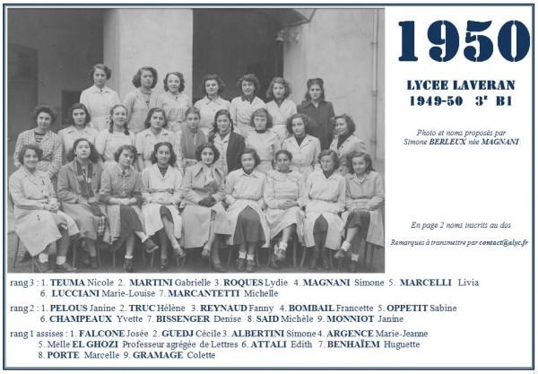 Une-L-1949-50-3èmeB1--Simone-Magnani