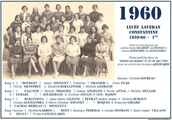 Une-Laveran-1959-60-1ème-AJG