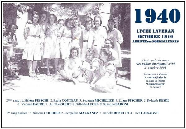 Une-L-1940-Bahuts19-oct98-Normaliennes