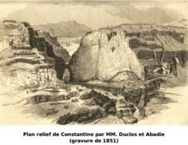 MAN-plan relief Constantine