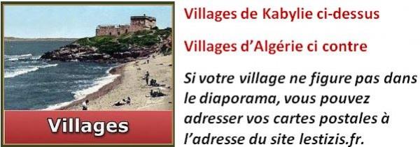 Villages Algérie