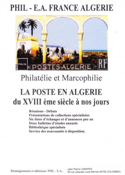 Histoire de la Poste en Algérie_0001