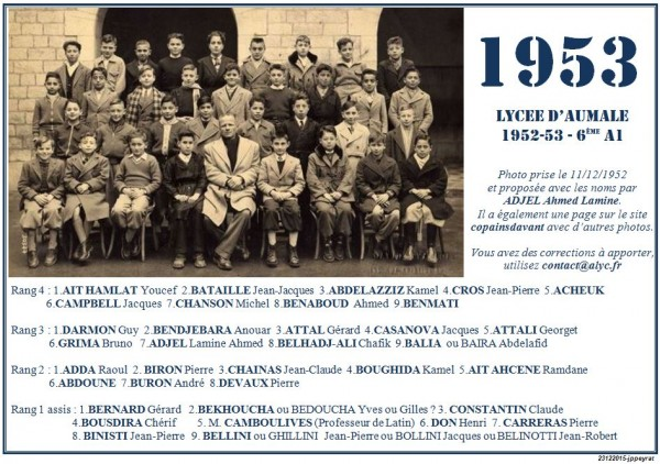 Une-A-1953-6eA1-cdav-ADJEL Lamine