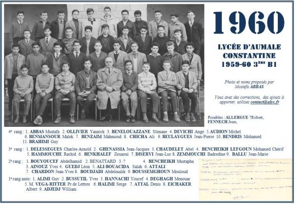 Une-A-1960-3èmeB1-Abbas-Eichaker