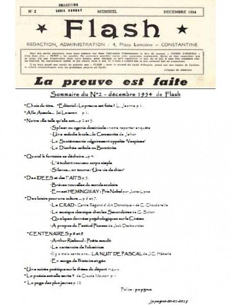 SommaireetUneàlaUne-Flash-N°2-Papyrus