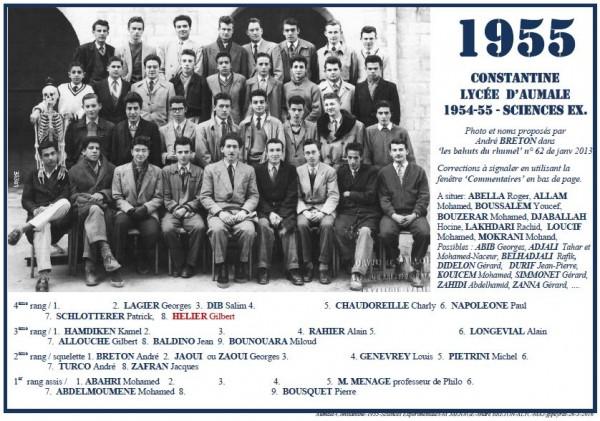 Une-Aumale-1954-55-ScExp-André BRETON