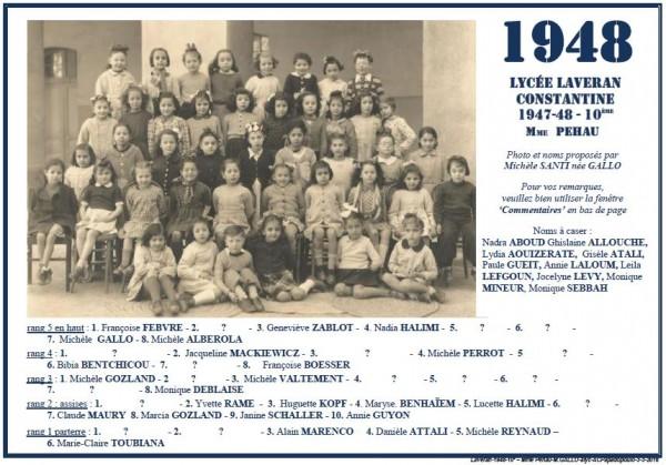 Une-L-1948-10e-Mme Pehau-M-Santi-Gallo