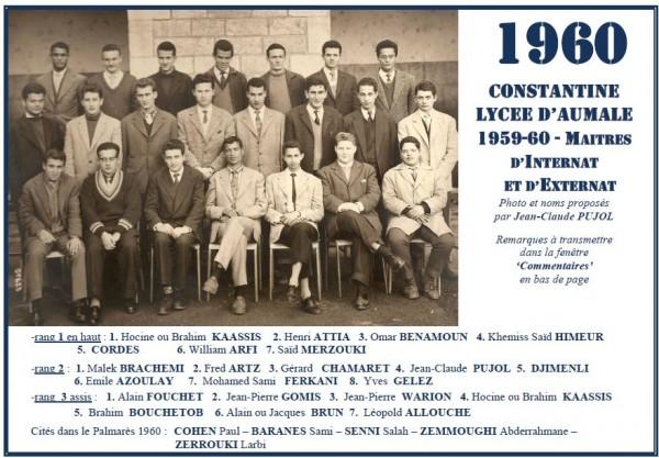 une-aumale-1959-60-maitres-d-internat