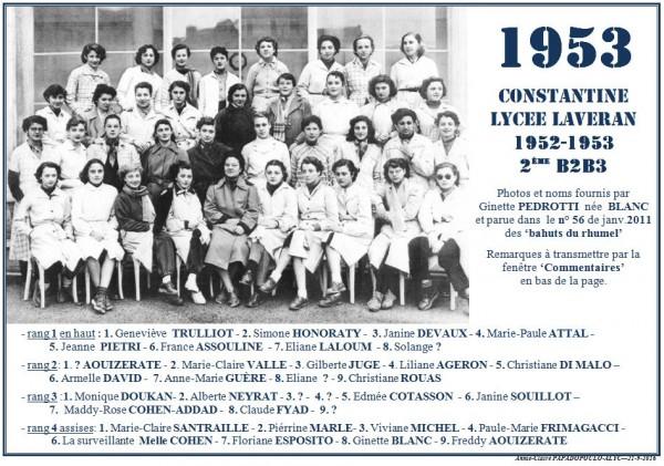 une-laveran-1953-2e-b2b3-ginette-pedrotti-b56-janv-2011