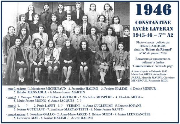 une-laveran-1945-46-5eme-bahuts-65-helene-lartigou