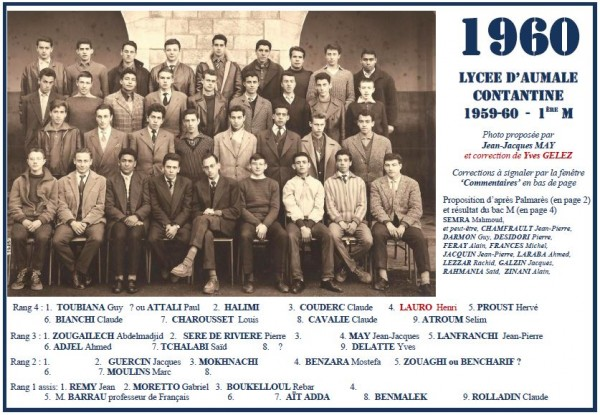 Une-A-1960-1èreM-jjmay-jmaoui-jfmechin-gmoretto-avielfaure3