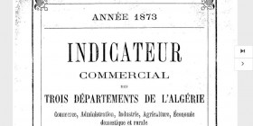 Uneàlaune- Indicateur Commercial 1873