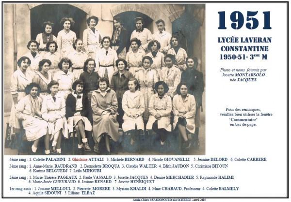 Une-L-1951-3eM-Josette-Jacques