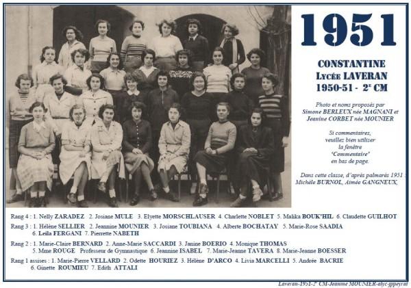 Une-L-1951-CM-Jeanine-Mounier