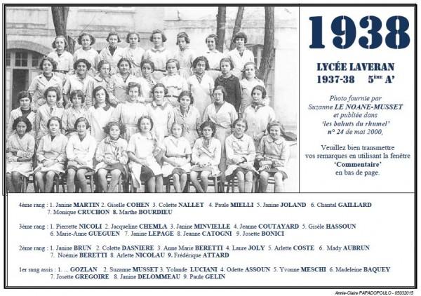 Une-Laveran-1938-5eA'-Bahuts n° 24-jpp