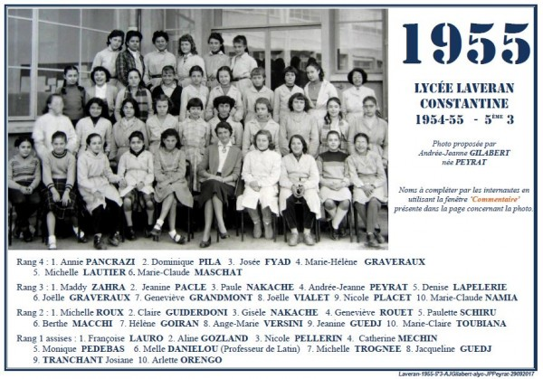 Une-Laveran-1955-5ème3-AJG+