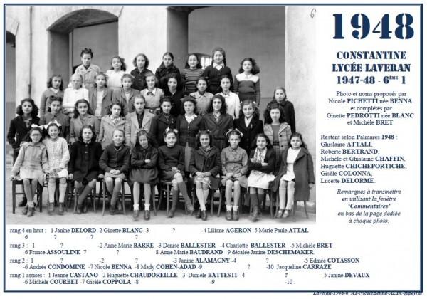 Une-Laveran-6eA1-1947-48-2