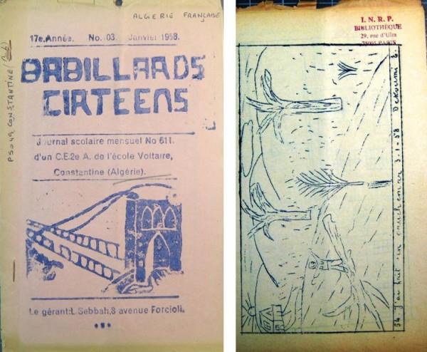 Une-Babillards-cirteens103-janv1958