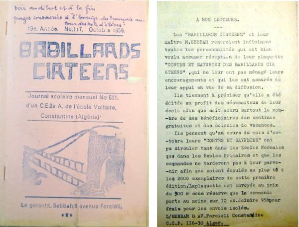 Une-Babillards-cirteens-n°117-oct-1959-p1-2