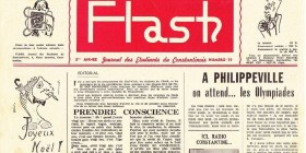 Une-Flash-19-mars 1957-