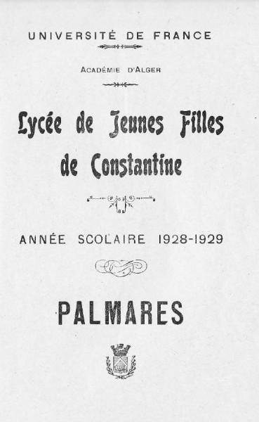 Une-palmarès-1929