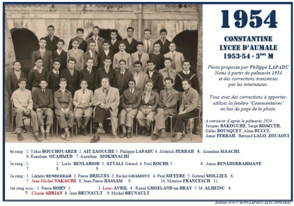 Une-Aumale-1953-54-3eM-Alhainc-PLapadu-4