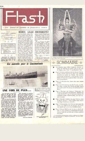 Une-Flash25-janvier 1958