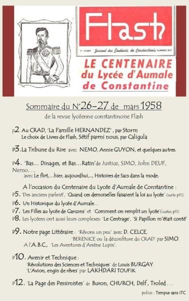 Une-Sommaire-Flash-26-27-MARS-1958