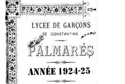 UNE ter Palmarès Lycée Garçons 1925 pour Photos 3
