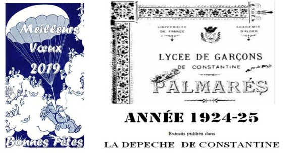 UneàlaUne-Palmarès-Lycée1925-Bonne Année 2019 2 Inverse