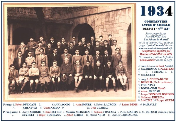 Une-Aumale-1933-34-4èmeAA'