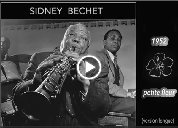 Sidney Bechet Petite Fleur version longue video