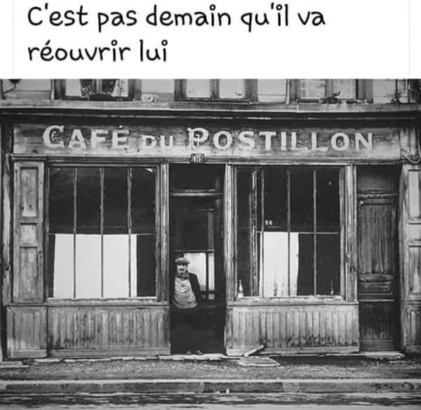 Café Le Postillon