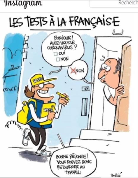 TESTS à la Française
