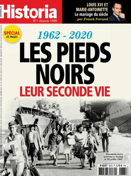 Une-Les Pieds-Noirs-Historia