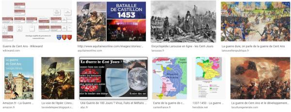 Une intruse dans les Images Guerre de Cent Ans Google 2